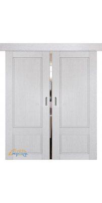 Двойная раздвижная дверь 2.30XN монблан, глухая
