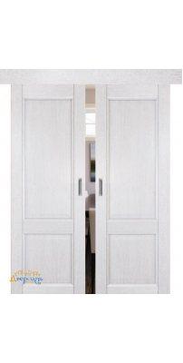Двойная раздвижная дверь 2.41XN монблан, глухая