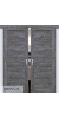 Двойная раздвижная дверь Легно-21 chalet grasse