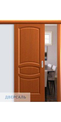 Раздвижная дверь АНАСТАСИЯ тёмный анегри ПГ