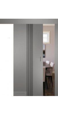 Раздвижная дверь СЕВИЛЬЯ 16 софт графит