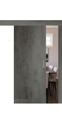 Раздвижная дверь СЕВИЛЬЯ 32 бетон темный