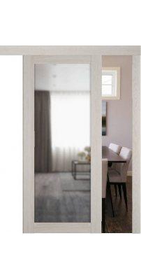 Раздвижная дверь Atum Pro 32 Reflex Scansom Oak зеркало