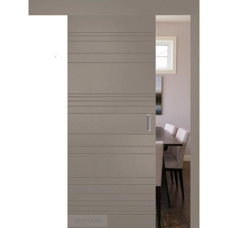 Раздвижная дверь СЕВИЛЬЯ 20 софт мокко