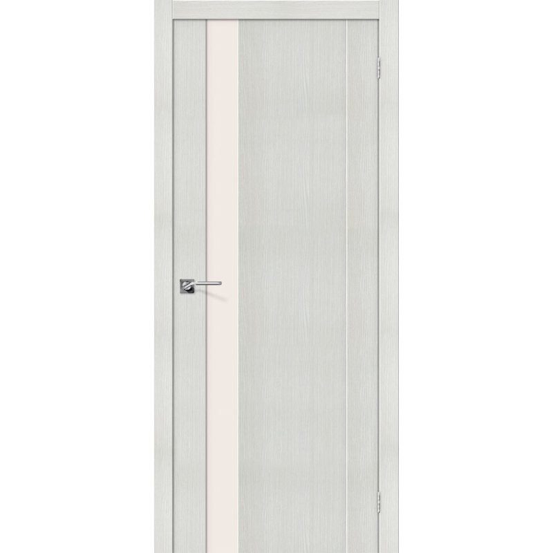 Межкомнатная дверь ПОРТА-11 bianco veralinga