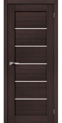 Межкомнатная дверь ПОРТА-22 wenge veralinga