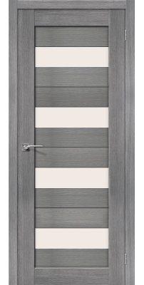 Межкомнатная дверь ПОРТА-23 grey veralinga