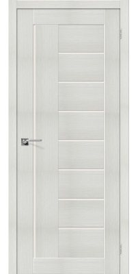 Межкомнатная дверь ПОРТА-29 bianco veralinga