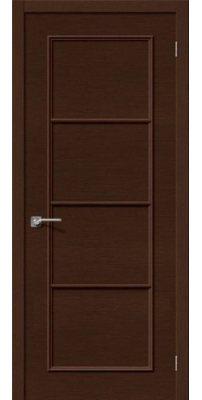 Межкомнатная дверь ЕВРО-40 венге ПГ