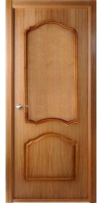Межкомнатная дверь Каролина дуб ПГ
