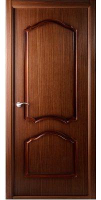 Межкомнатная дверь Каролина орех ПГ