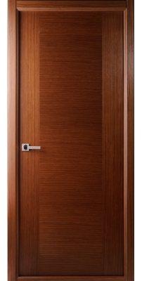 Межкомнатная дверь Классика люкс орех ПГ