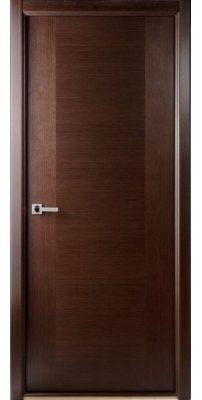 Межкомнатная дверь Классика люкс венге ПГ
