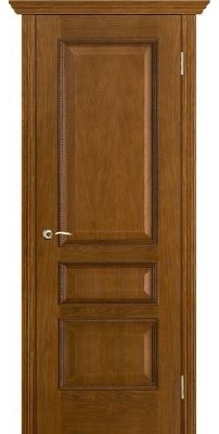 Межкомнатная дверь ВЕНА античный дуб (тон 14) ПГ