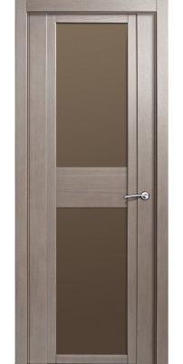 Межкомнатная дверь QDO D дуб грейвуд