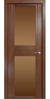 Межкомнатная дверь QDO D дуб палисандр