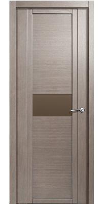 Межкомнатная дверь QDO H дуб грейвуд
