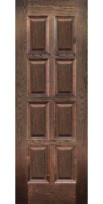 Межкомнатная дверь Финестра английский дуб ПГ