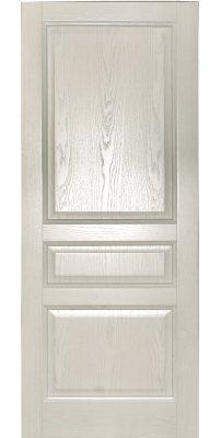 Межкомнатная дверь Готика белый ясень ПГ