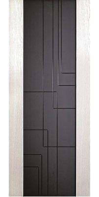Межкомнатная дверь Лабиринт белый ясень