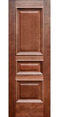 Межкомнатная дверь Равена мореный дуб ПГ