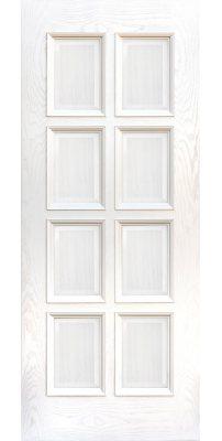 Межкомнатная дверь Финестра ясень карамельный ПГ