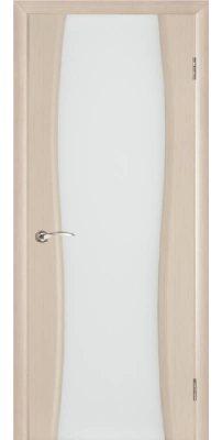 Межкомнатная дверь КЛЕОПАТРА 2 беленый дуб
