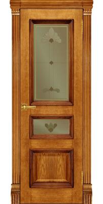 Межкомнатная дверь БАРСЕЛОНА patina antico ПО