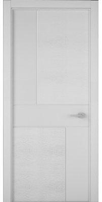 Межкомнатная дверь FUSION art line, chiaro 9003