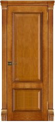 Межкомнатная дверь ГРАНД-1 patina antico ПГ