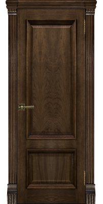 Межкомнатная дверь КОРСИКА brandy ПГ