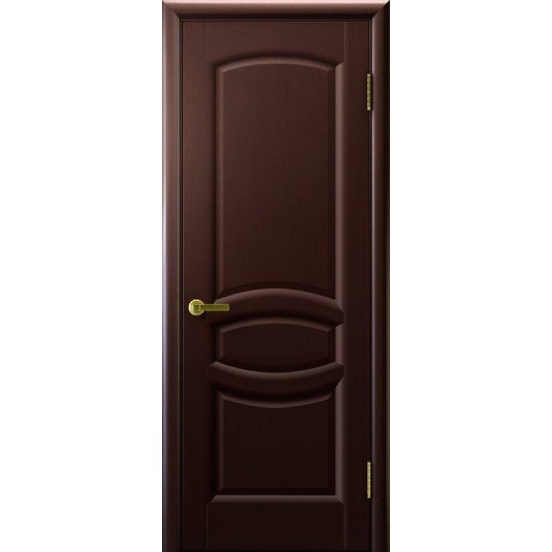 Межкомнатная дверь АНАСТАСИЯ венге ПГ
