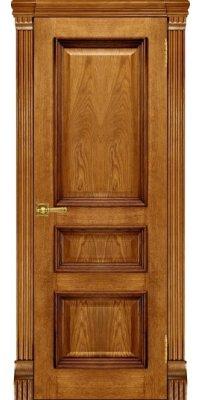 Межкомнатная дверь БАРСЕЛОНА patina antico ПГ