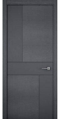 Межкомнатная дверь FUSION art line, grigio 7015
