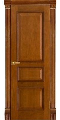 Межкомнатная дверь ГРАНД-2 patina antico ПГ