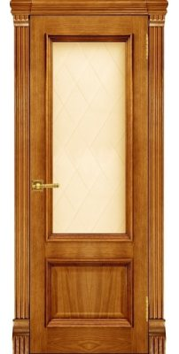 Межкомнатная дверь КОРСИКА patina antico ПО