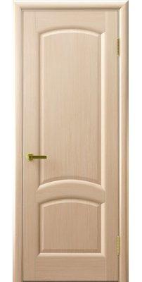 Межкомнатная дверь ЛАУРА беленый дуб ПГ