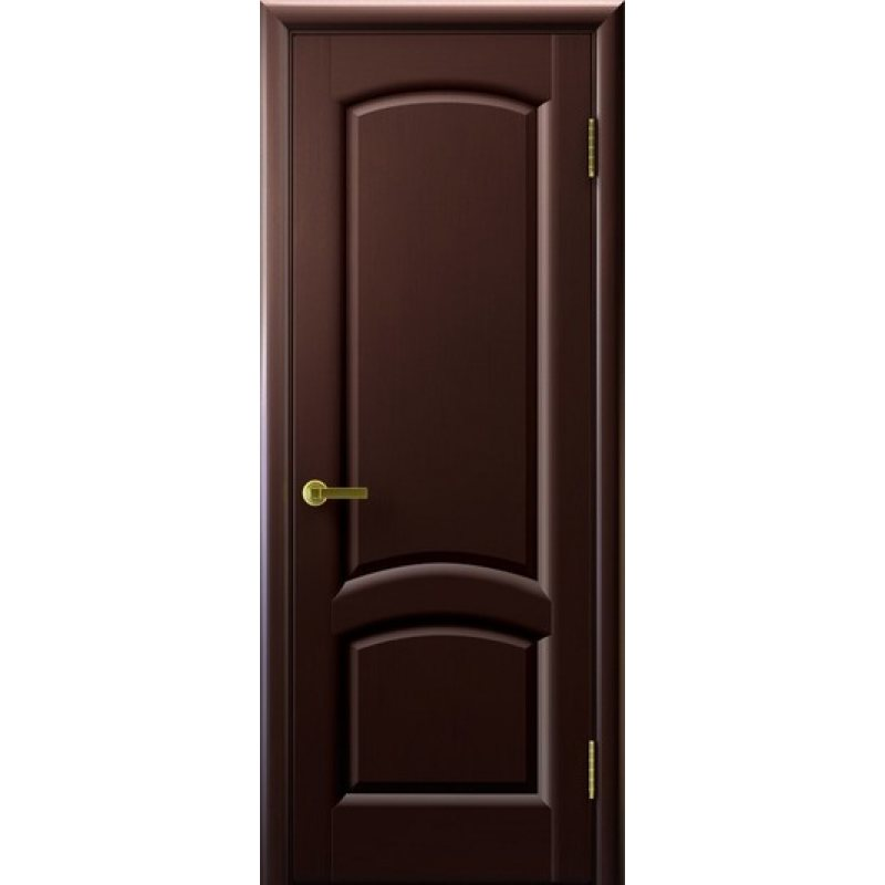 Межкомнатная дверь ЛАУРА венге ПГ