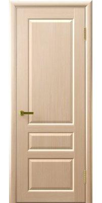 Межкомнатная дверь ВАЛЕНТИЯ 2 беленый дуб ПГ