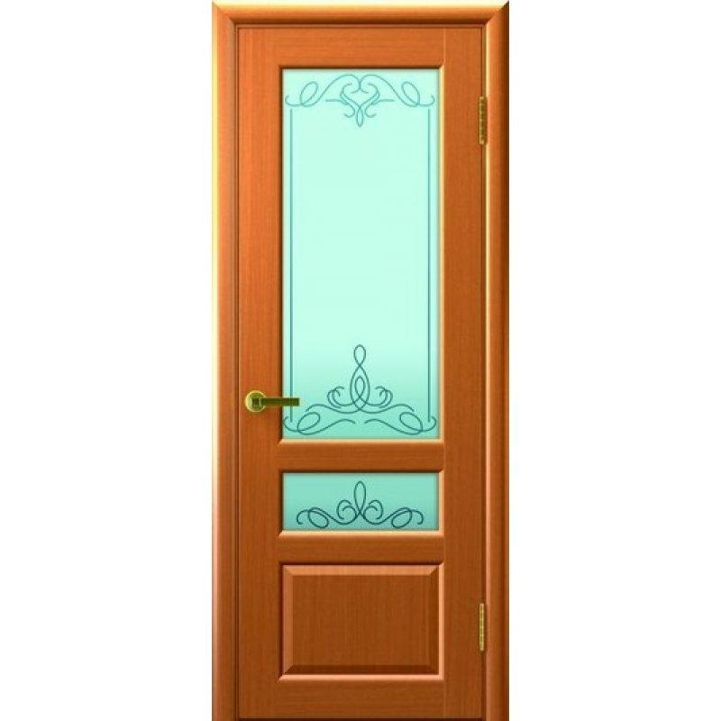 Межкомнатные двери прямая светлый анегри