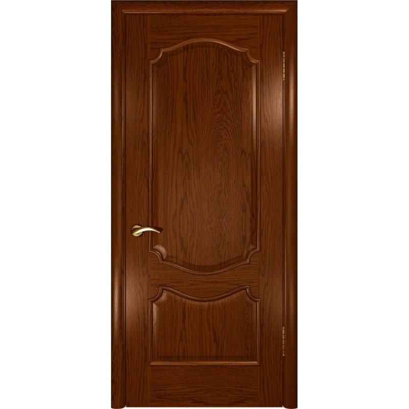 Межкомнатная дверь ВЕНЕЦИЯ дуб сандал ПГ