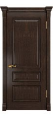 Межкомнатная дверь ФЕМИДА-2 мореный дуб ПГ