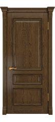 Межкомнатная дверь ФЕМИДА-2 светлый мореный дуб ПГ