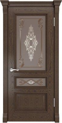Межкомнатная дверь ГЕРА-2 mistick ПО