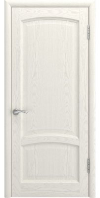 Межкомнатная дверь КЛИО дуб RAL 9010 ПГ