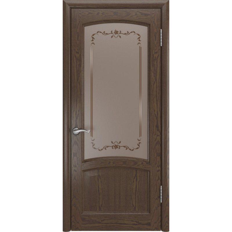 Межкомнатная дверь КЛИО mistick ПО