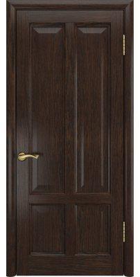 Межкомнатная дверь ТИТАН-3 мореный дуб ПГ