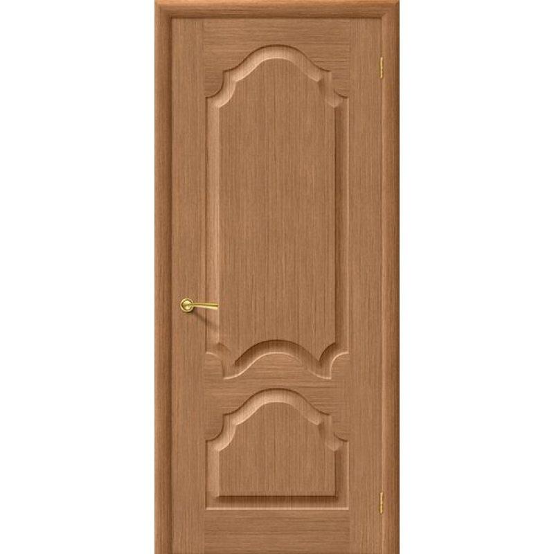 Межкомнатная дверь АФИНА дуб ПГ