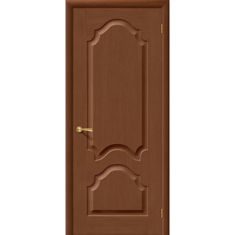 Межкомнатная дверь АФИНА орех ПГ