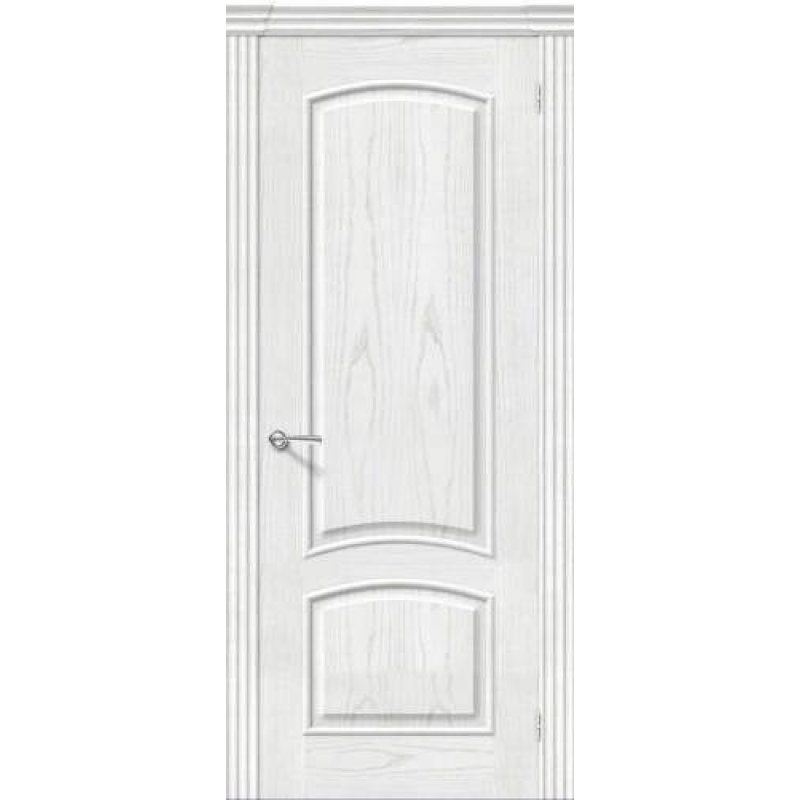 Межкомнатная дверь АМАЛЬФИ жемчуг ПГ